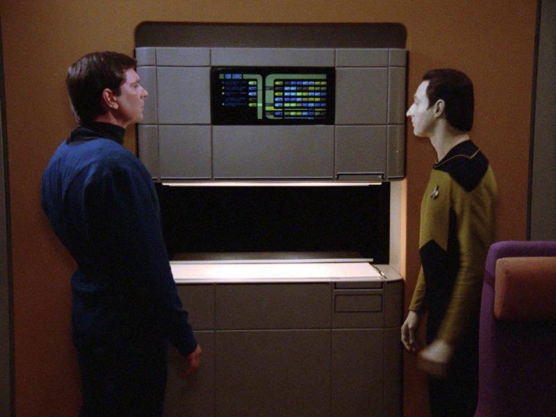 Ensamblador universal, replicador de alimentos
