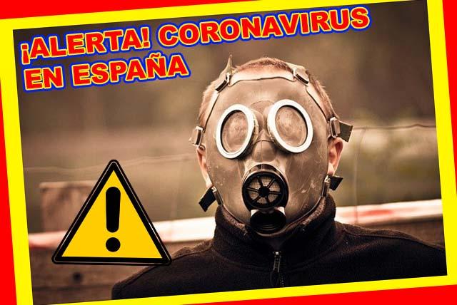 Virus en España