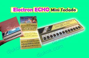 electron Echo mini teclado