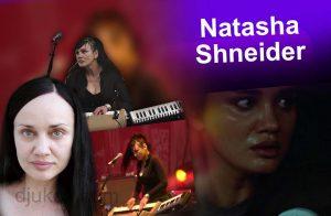 Natasha Shneider en concierto en 2005 y también un fotograma de 2010 odisea 2